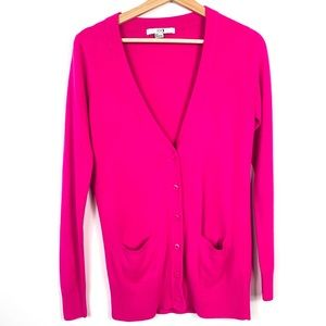 Forever 21 | Hot Pink Cardigan in Small